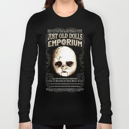 Just Old Dolls Emporium  Long Sleeve T-shirt