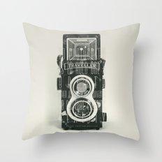 To photograph... Throw Pillow
