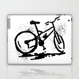 Rest bike Laptop & iPad Skin