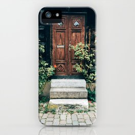 Visby iPhone Case