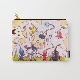 Pikmin 3 Carry-All Pouch