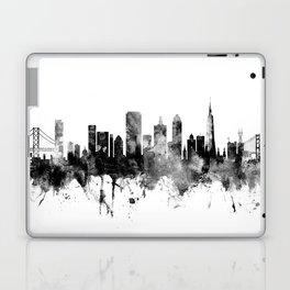 San Francisco City Skyline Laptop & iPad Skin