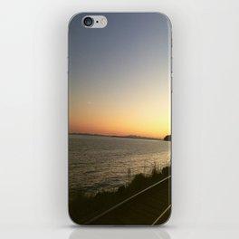 Oceanview Sunset iPhone Skin