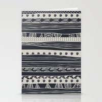 aztec Stationery Cards featuring aztec by spinL