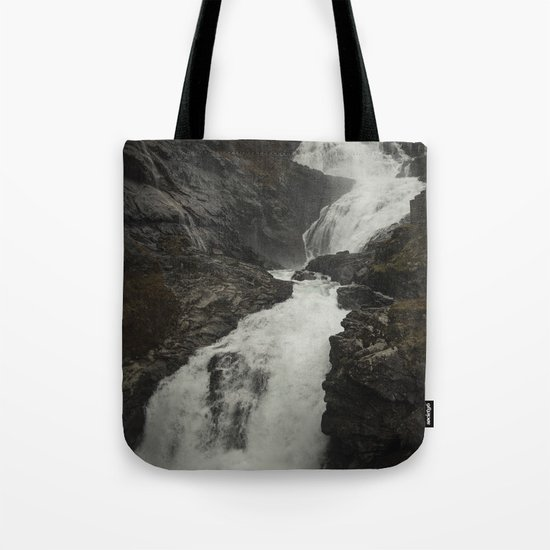 Whitewater Tote Bag