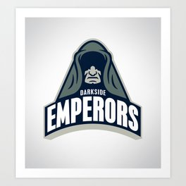 DarkSide Emperors Art Print
