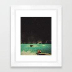 Thassos Framed Art Print