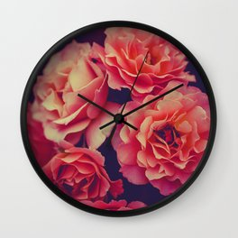 Treasure of Nature III Wall Clock