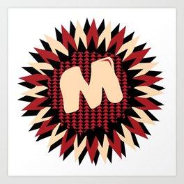 Moulded Rides Puzzle M Art Print
