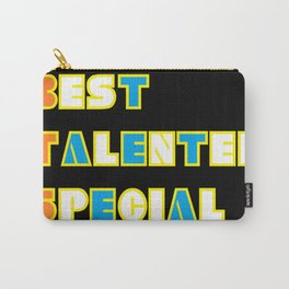 BTS BEST TALENTED SPECIAL TAETAE Carry-All Pouch