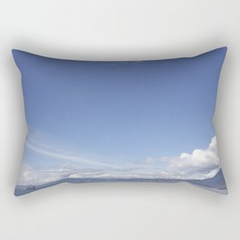 Crazy clouds Rectangular Pillow