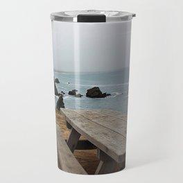 Sea Bench Travel Mug