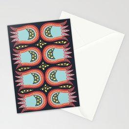 Wild Tulip Stationery Cards