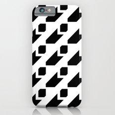 Segbroek Black & White iPhone 6s Slim Case