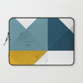 Modern Geometric 19 Laptop Sleeve