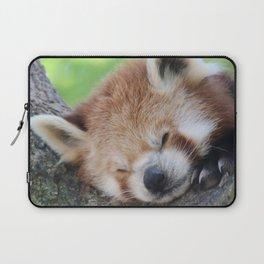 Red_Panda_20150705_by_JAMFoto Laptop Sleeve