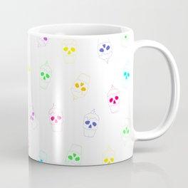 Skullcake multicolor Coffee Mug