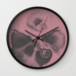 Heavy in your arms Wall Clock