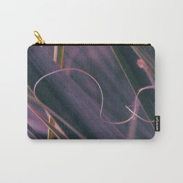 Palmetto Abstract Curl Carry-All Pouch