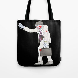 Zombie Collection: Business Man. Tote Bag