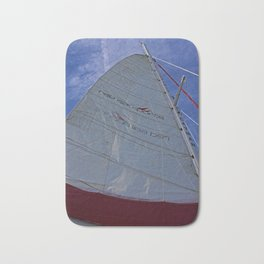A Cayman Sail I Bath Mat