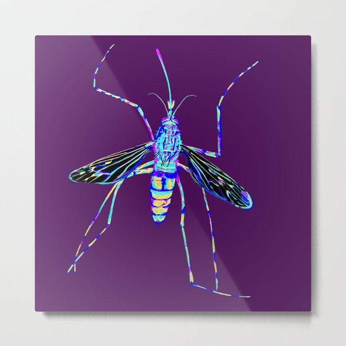 Mosquito 2 Metal Print