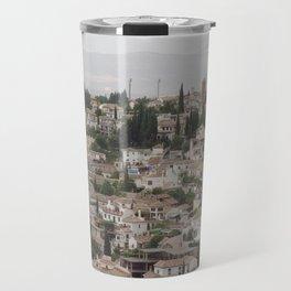 Granada, Spain Travel Mug