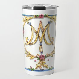 Marie Antoinette Sigil Travel Mug