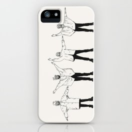 HELL. iPhone Case