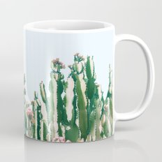Blush Cactus #society6 #decor #buyart Mug