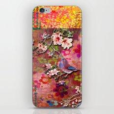 In the Garden iPhone & iPod Skin