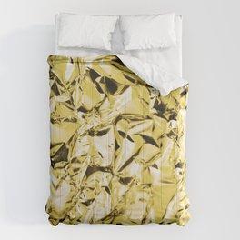 Gold foil Comforters