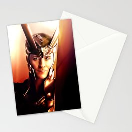 Loki - I Never Wanted The Throne VIII Stationery Cards