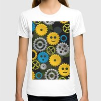 gears of war T-shirts featuring Happy Gears by WIGEGA