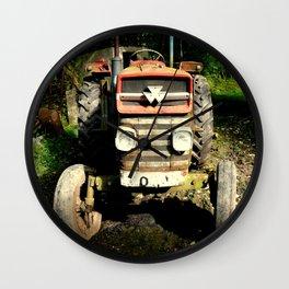 VINTAGE FERGUSON 165 TRACTOR Wall Clock