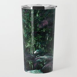 Frazer Island Rainforest in Green Travel Mug