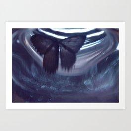 Moth-89 Art Print