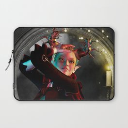 Mystical moon Laptop Sleeve