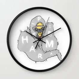 RIP Harambe Wall Clock