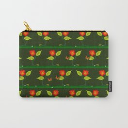 Plants and flowers Carry-All Pouch