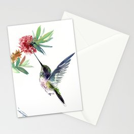 Hummingbird Stationery Cards