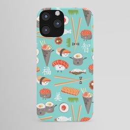 Happy Sushi iPhone Case