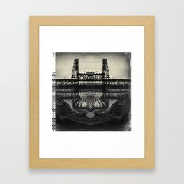Bridge #17 Framed Art Print