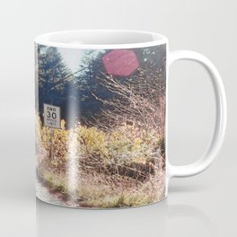 No Law-Film Camera Coffee Mug