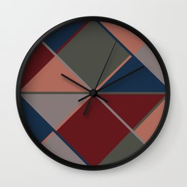 Winter 2018 Wall Clock