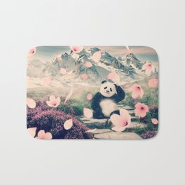 Baby Panda by GEN Z Bath Mat