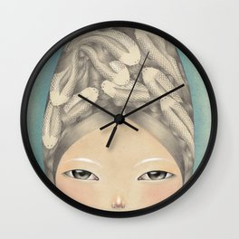 Emotional Spaces Wall Clock