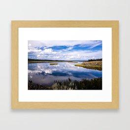 The Ranch II Framed Art Print