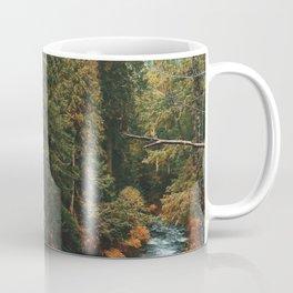 McKenzie River Trail - Blue Pool Coffee Mug