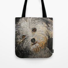Because Dogs are Cute Tote Bag
